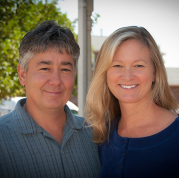 Photo of Chambers Services Inc.'s founders, Rob and Sheryl Chambers
