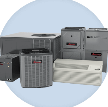 HVAC heating and cooling system