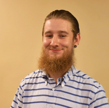 Photo of Tallon, a member of the Chambers Services Inc. team in Bloomington, IL.