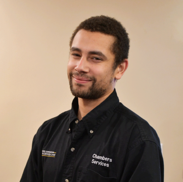 Employee photo of Phillip, appliance repair technician at Chambers Services Inc.