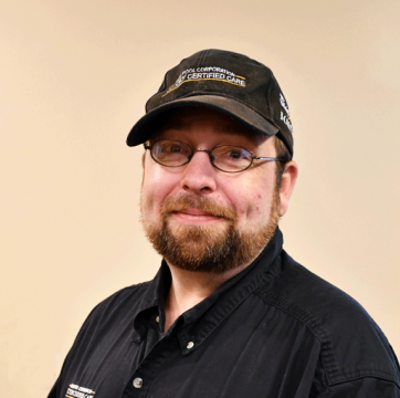 Employee photo of Jeff, appliance repair technician at Chambers Services Inc.